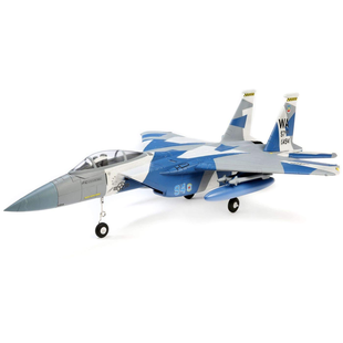 F-15 Eagle 64mm EDF BNF with AS3X and SAFE Select (EFL9750)