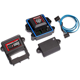 Traxxas TRA6553X Telemetry Expander 2.0 and GPS Module 2.0, TQi Tadio System