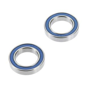 5106 Ball Bearing Blue Rubber Sealed 15x24x5mm (2)