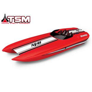 "DCB M41 40"" Ready-To-Race Catamaran, w/Tqi, TSM"