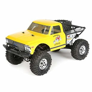 1972 Chevy Suburban Ascender-S 1/10 4WD RTR