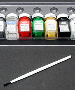 Testors Enamel Paint Set-All-Purpose