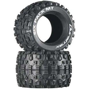 """Six Pack MT 3.8"""" Tire (2)"""