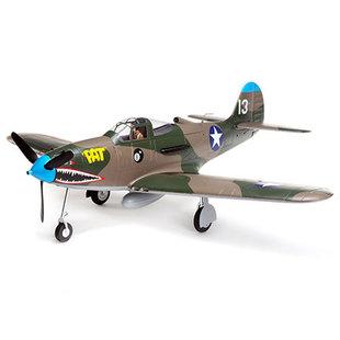 P-39 1.2m BNF The E-flite P-39 Airacobra 1.2m