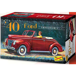 1/32 1940 Ford Convertible