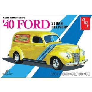 1/25 '40 Ford Sedan Delivery, Gene Winfield