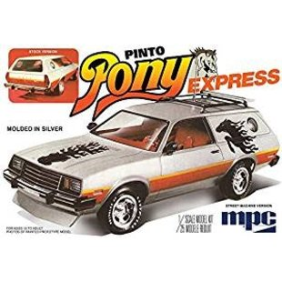 C.P.M. MPC MPC845 1:25 1979 Ford Pinto Wagon 'Pony Express Scale