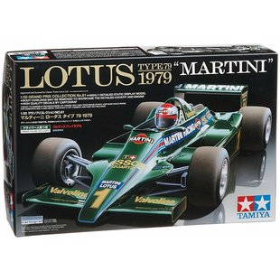 "1/20 Lotus Type 1979 ""Martini""  Grand Prix"