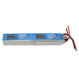 Gens ace 5000mAh 44.4V 60C 12S1P Lipo Battery Pack with no Plug