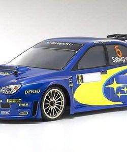 33209 FW06 GP Subaru Impreza WRC 2006 PureTen Readyset