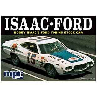 1/25 1972 Ford Torino Stock Car, Bobby Isaac #15
