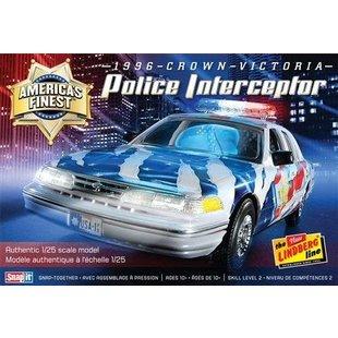 1/25 Crown Victoria Police Cruiser, America's Fine