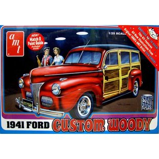 1/25 1941 Ford Woody