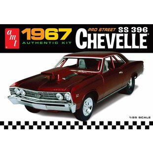 1/25 1967 Chevy Chevelle Pro Street