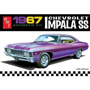 1/25 1967 Chevy Impala SS, Stock