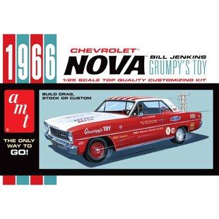 1/25 1966 Cheva Nova, Bill Jenkins