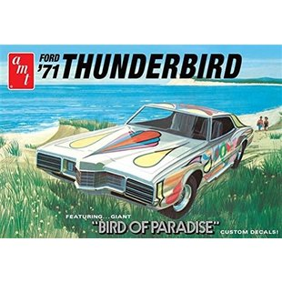 1/25 1971 Ford Thunderbird