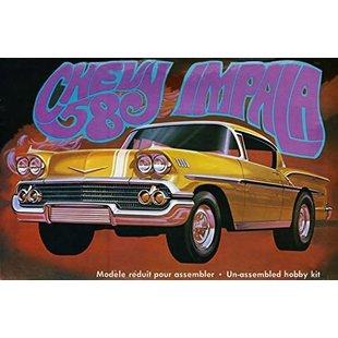 1/25 1958 Chevy Impala