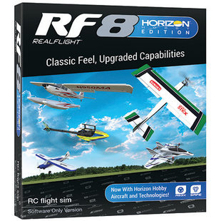 RealFlight 8 HHE Software Only