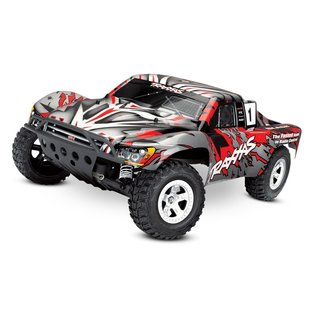 58024 - Slash: 1/10-Scale 2WD Short Course Racing Truck. Ready-To-Race with TQ 2.4GHz radio system and XL-5 E.S.C. (fwd/rev).