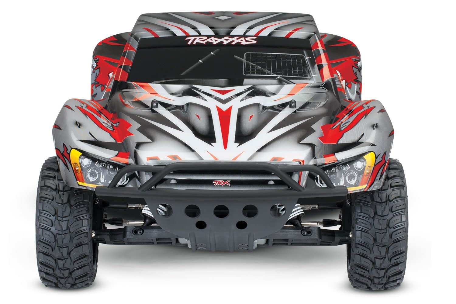 Traxxas 58024 - Slash: 1/10-Scale 2WD Short Course Racing Truck   Ready-To-Race with TQ 2 4GHz radio system and XL-5 E S C  (fwd/rev)