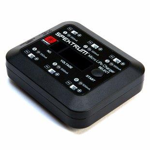 Spektrum Micro 6 Port DC/USB 1S LiPo Charger