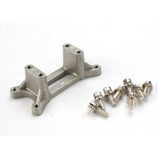 Engine Mount, Aluminum: TMX3.3, TMX2.5