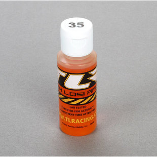 Silicone Shock Oil, 35 Wt, 2 Oz