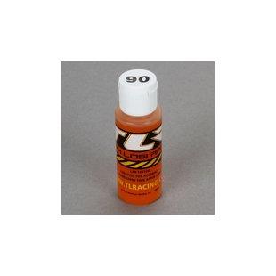 Silicone Shock Oil, 90 Wt, 2 Oz
