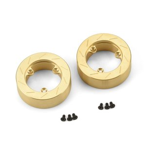 Brass Brake Rotor Weights (2) :PRO629200