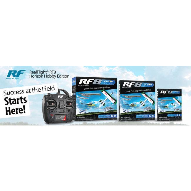 real flight RealFlight 8 Horizon Hobby Edition