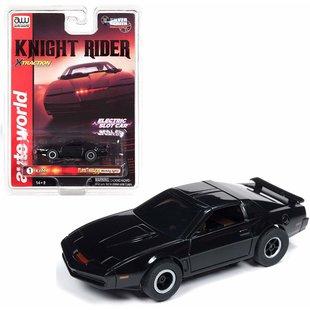 Auto World Xtraction Knight Rider (K.I.T.T) HO Scale Slot Car SC339-1