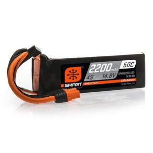 5000mah 6S 22.2V Smart LiPo 30C; IC5