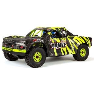 1/7 MOJAVE 6S BLX 4WD Desert Truck RTR, Green/Black
