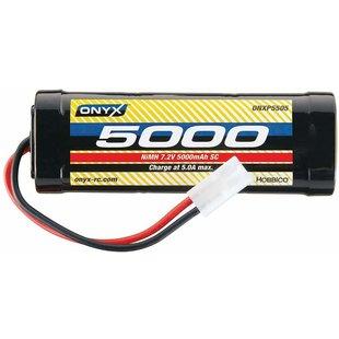 NiMH 7.2V 5000mAh Sub-C Stick Standard Plug