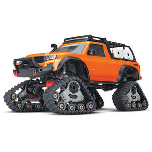 TRX-4® with All-Terrain Traxx™