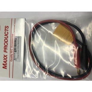 Charge harness, XT90 w/banana plugs
