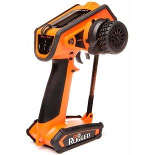 DX5 Rugged DSMR TX Only, Orange