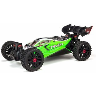 Typhon 4X4 550 Mega Brushed 1/8TH 4WD Buggy Green