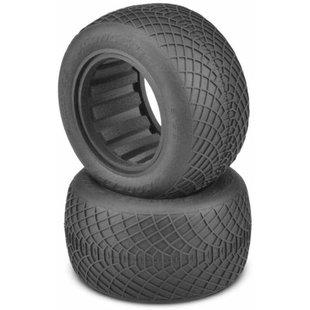 "Ellipse-Silver compound 2.2"" F/R truck wheel"