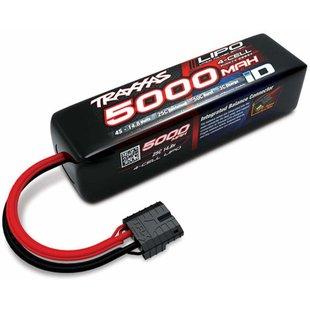 5000mAh 14.8v 4-Cell 25C LiPo Battery