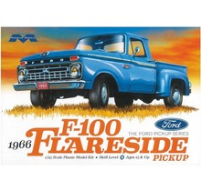 1/25 Ford F-100 Flareside Pickup
