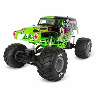 Axial 1/10 SMT10 Grave Digger 4WD Monster Truck RTR, AXI03019