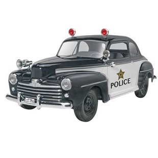 1/24 1948 Ford Police Coupe