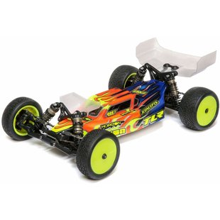 22 5.0 SR Race Kit: 1/10 2WD Spec Racing Dirt/Clay