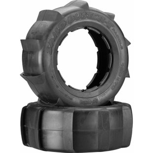 Sand Buster-T Paddle Tire M Compound (190x70mm/2pcs) -