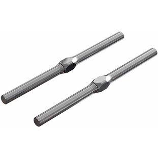 AR330526 Steel Turnbuckle 4x71mm Black