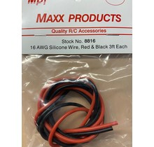 16 AWG SILICONE WIRE 3 FT