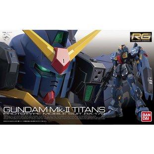RG 1/144 Rx-178 Gundam Mk-?(Titans)
