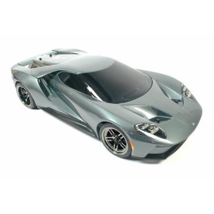 Ford GT: 1/10 Scale AWD Supercar with TQi Traxxas Link Enabled 2.4GHz Radio System & Traxxas Stability Management (TSM)